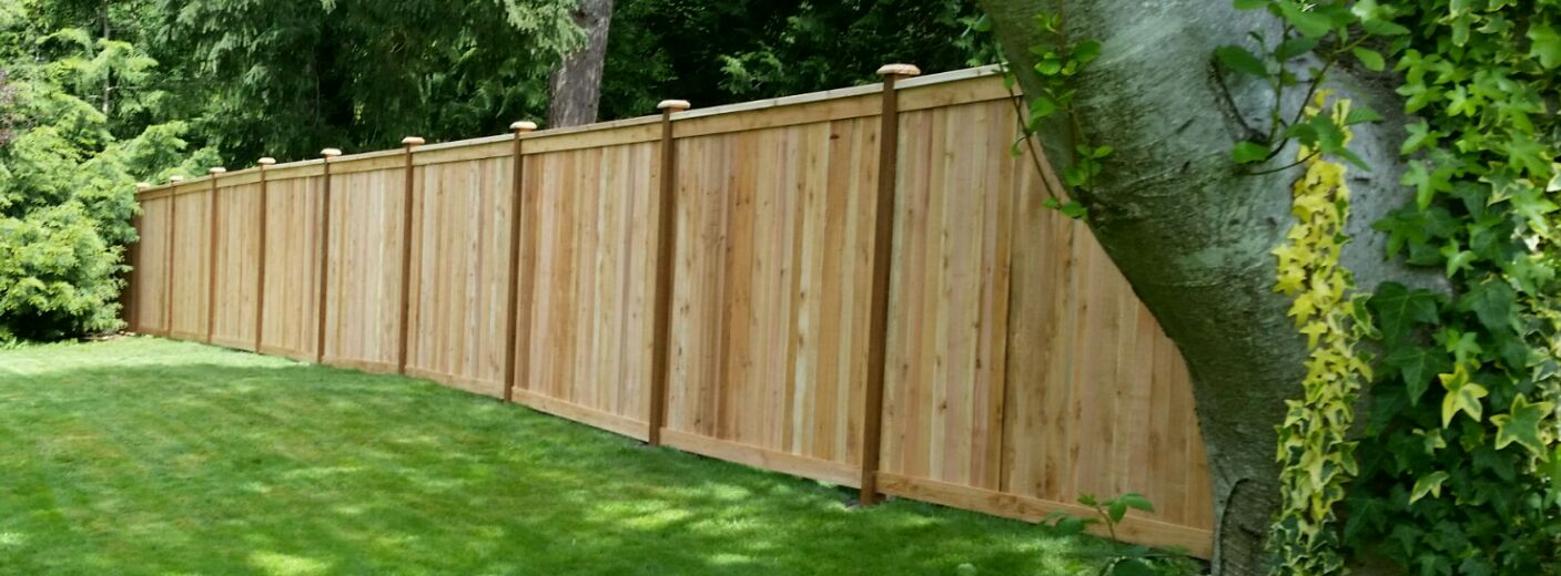 The Beauty Of Installing Cedar Wood Fence In Bothell