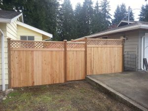 Privacy Fence Installation Service & Repair in Lynnwood