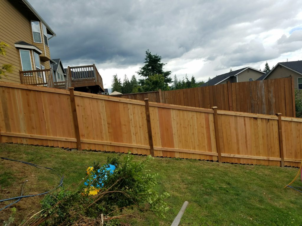 Residential Fence Installation Service & Repair in Lake Stevens
