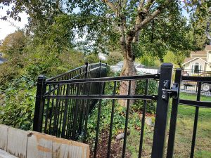 security fence installation service & repair in Lynnwood