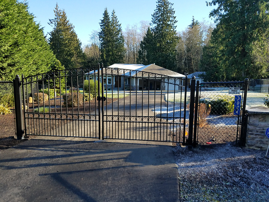 Your Wrought Iron Fence  Installation Service & Repair in Lynnwood
