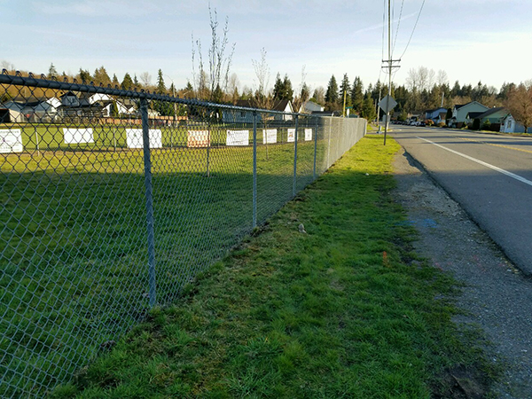 Chain Link Fencing Installation Service & Repair near Marysville