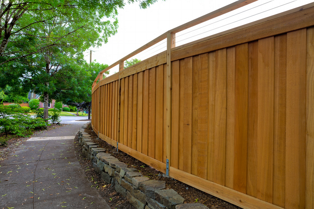 Enhance Your Exterior With Cedar Wood Fence In Snohomish