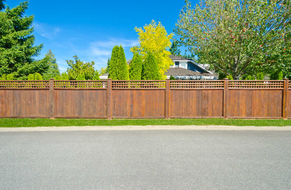 Call Us To Your Edmonds Property To Talk About Cedar Wood Fence Options