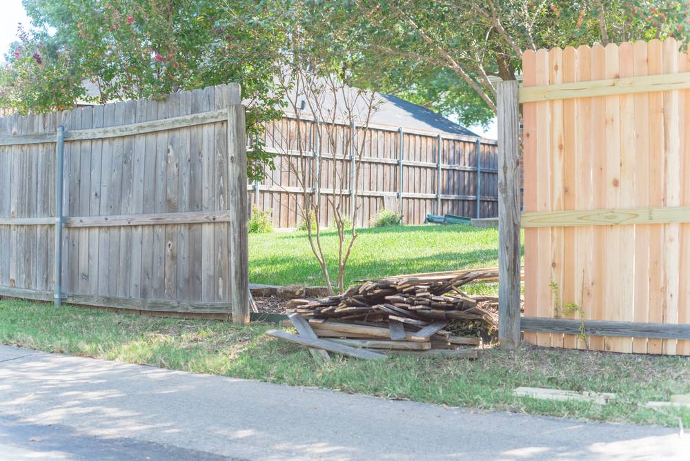 Has Your Lake Stevens Wood Fence Suffered Storm Damage? Call Us For Repair!