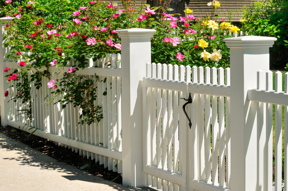 Add A Perfect Picket Fence To Your Mill Creek Property